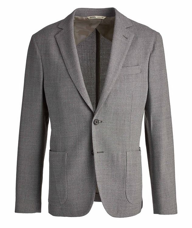 Brera Stretch-Wool Sports Jacket picture 1