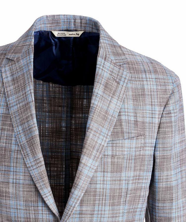 Brera Cotton-Silk Sports Jacket image 2