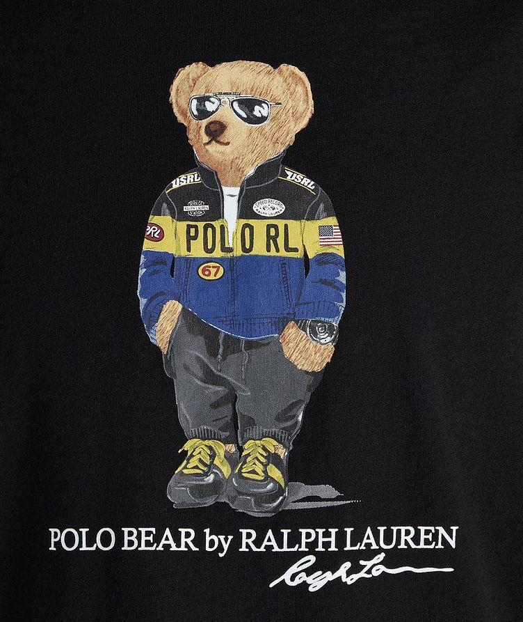 Polo Bear Cotton T-Shirt image 1
