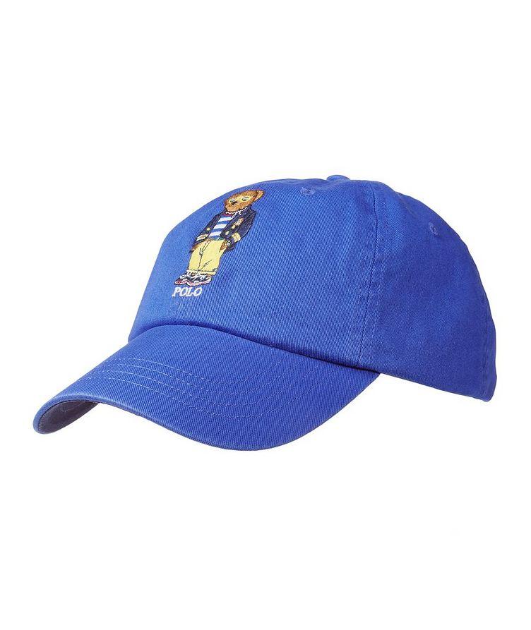 Cotton Baseball Cap image 0