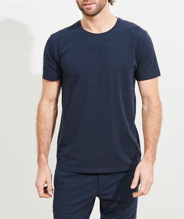 Stretch-Pima Cotton T-Shirt picture 2