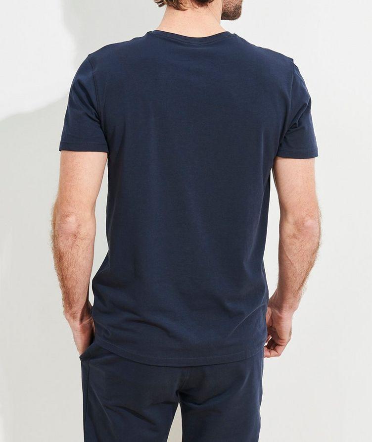 Stretch-Pima Cotton T-Shirt image 3