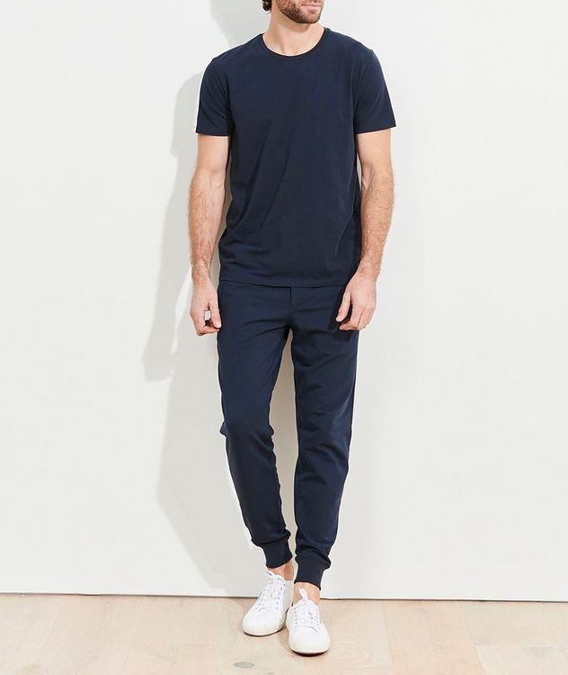 Stretch-Pima Cotton T-Shirt picture 5