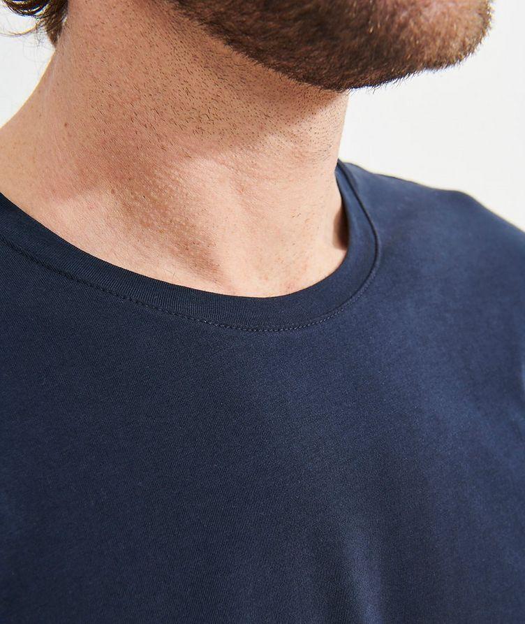 Stretch-Pima Cotton T-Shirt image 5