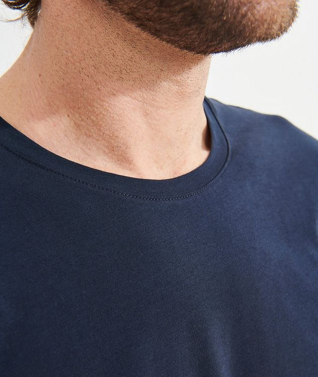 Stretch-Pima Cotton T-Shirt picture 6