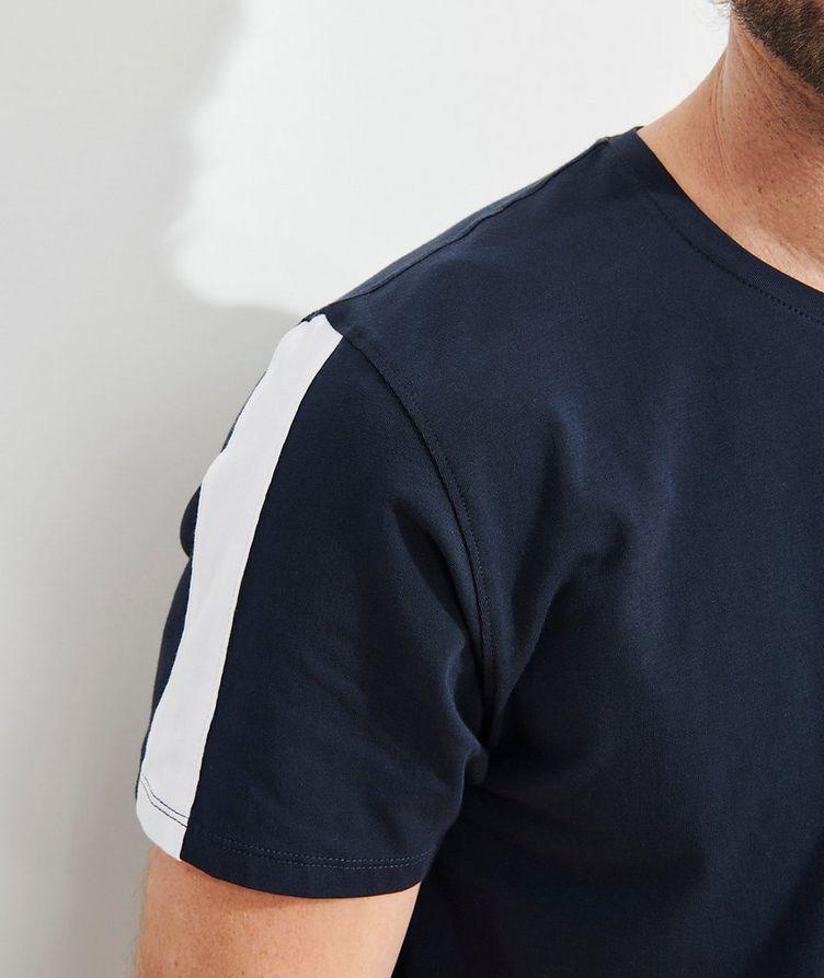 Stretch-Pima Cotton T-Shirt image 6
