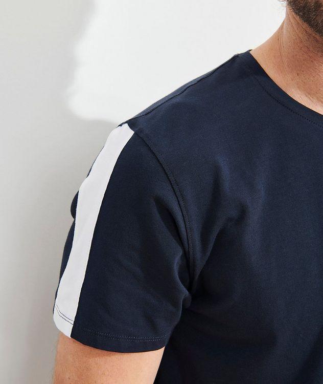 Stretch-Pima Cotton T-Shirt picture 7