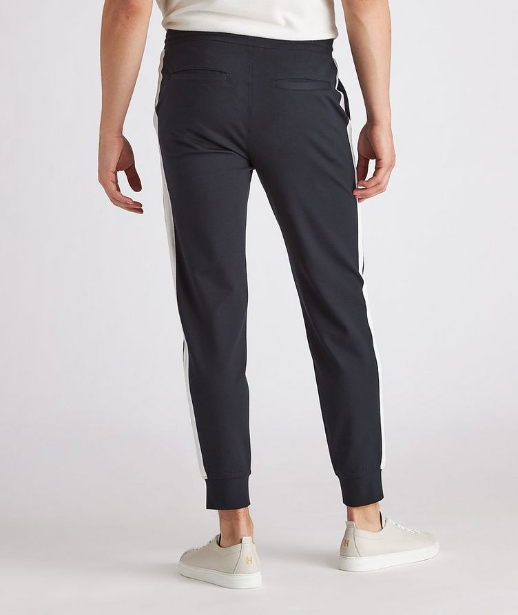 Drawstring Stretch Jersey Pants image 2