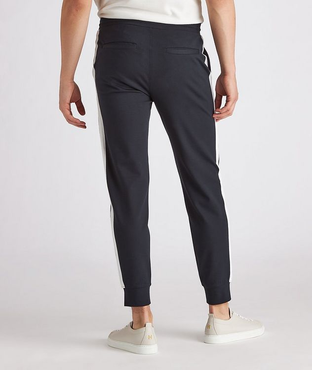 Drawstring Stretch Jersey Pants picture 3