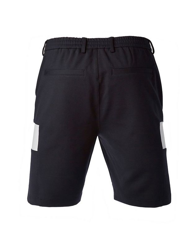 Tech-Fabric Drawstring Shorts picture 2