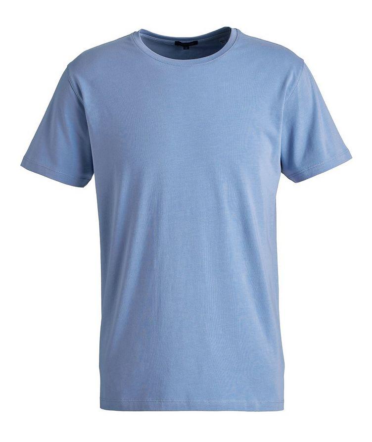 Stretch-Pima Cotton T-Shirt image 0