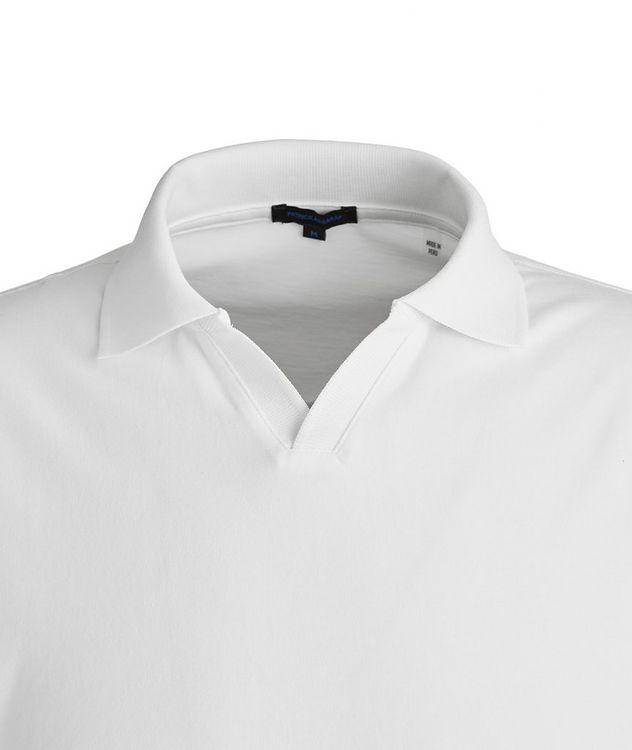 Stretch-Pima Cotton Polo picture 2