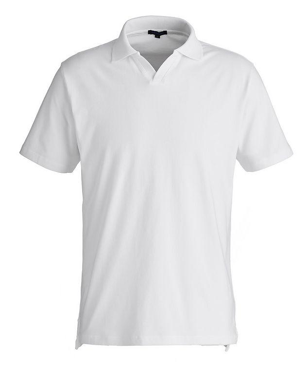 Stretch-Pima Cotton Polo picture 1