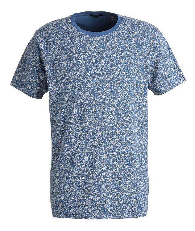 Stretch-Pima Cotton T-Shirt picture 1