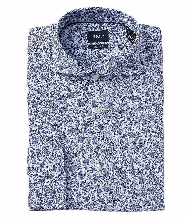 Pejos Slim-Fit Cotton Shirt picture 1