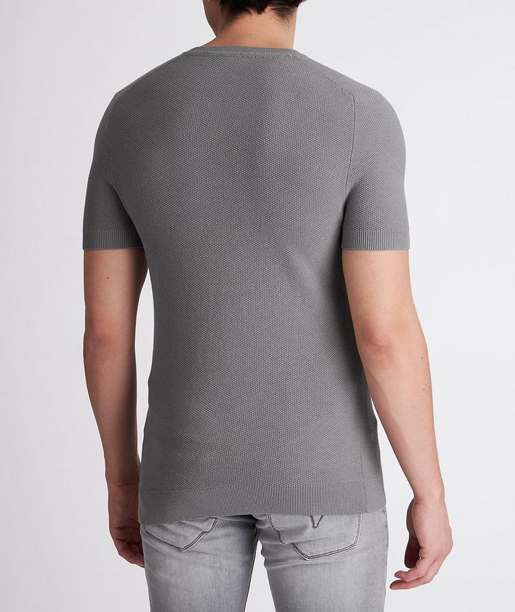 Valdrin Knit Cotton-Blend T-Shirt image 2