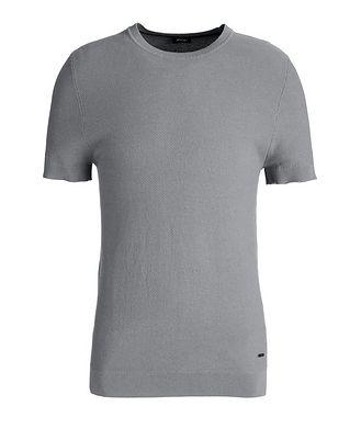 Joop! Valdrin Knit Cotton-Blend T-Shirt