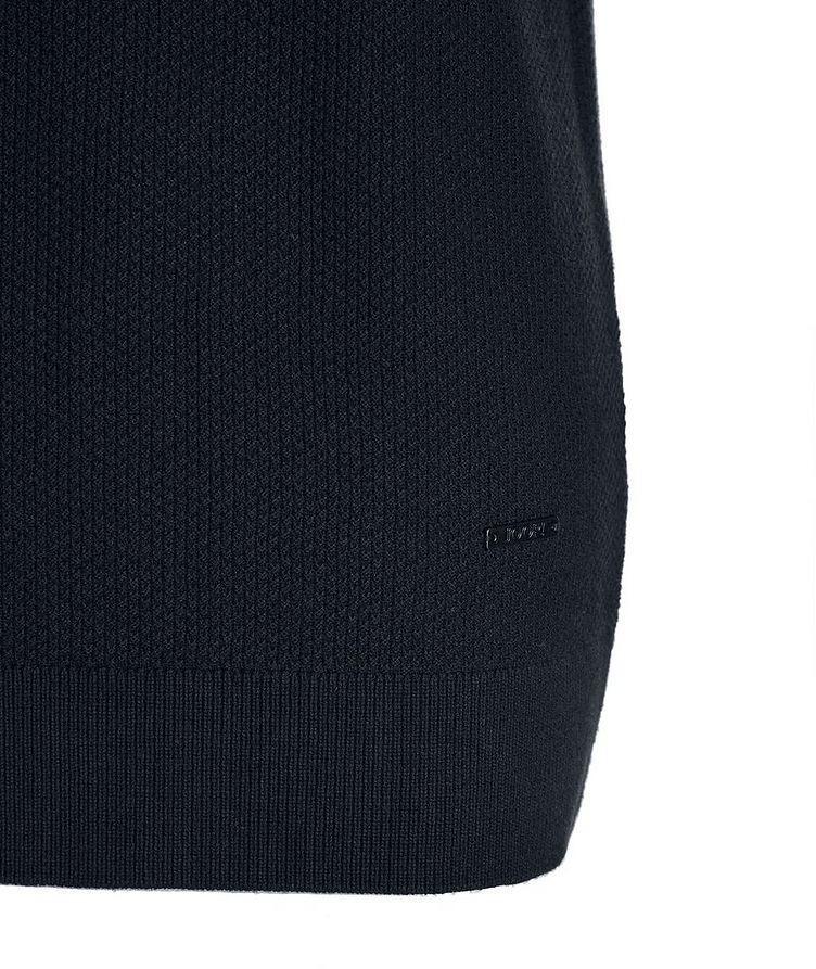 Valdrin Knit Cotton-Blend T-Shirt image 2