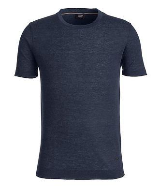 Joop! Linen-Cotton-Blend T-Shirt