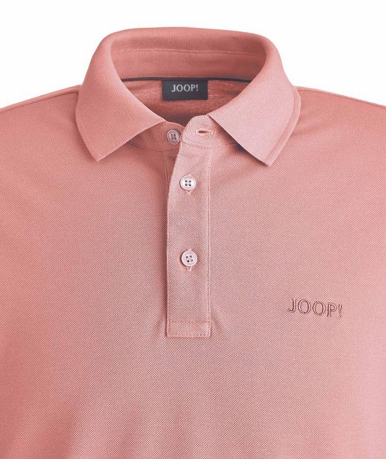 Piqué Pima Cotton Polo image 1