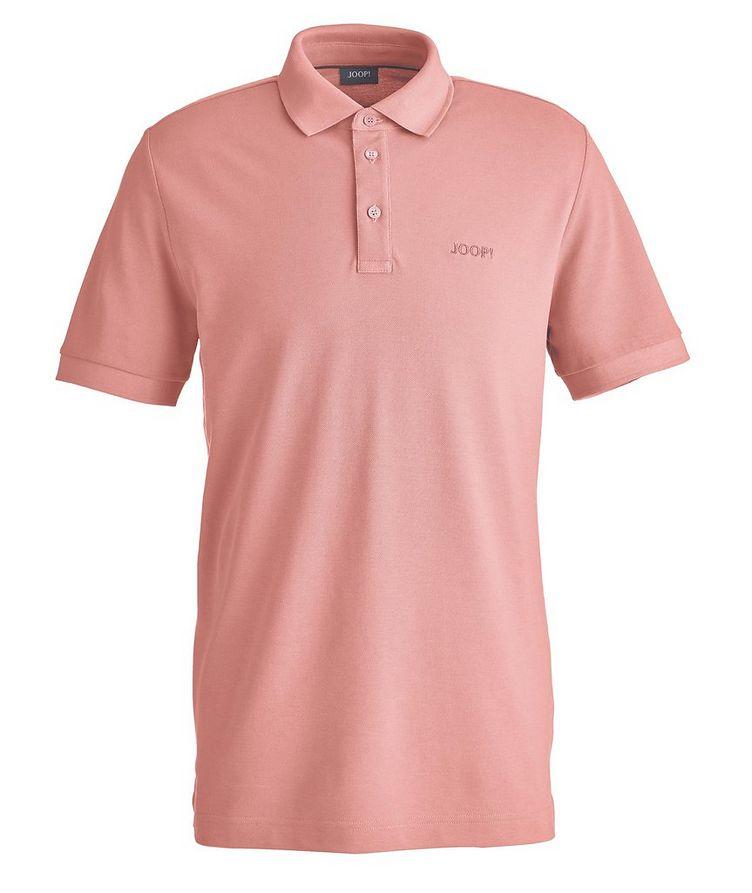 Piqué Pima Cotton Polo image 0