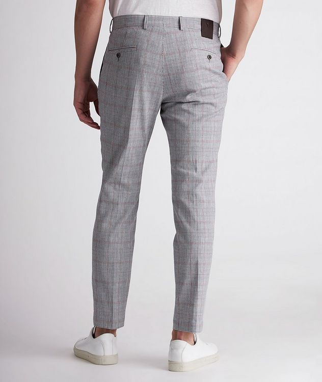 Hajo Slim-Fit Stretch-Cotton-Linen Dress Pants picture 3