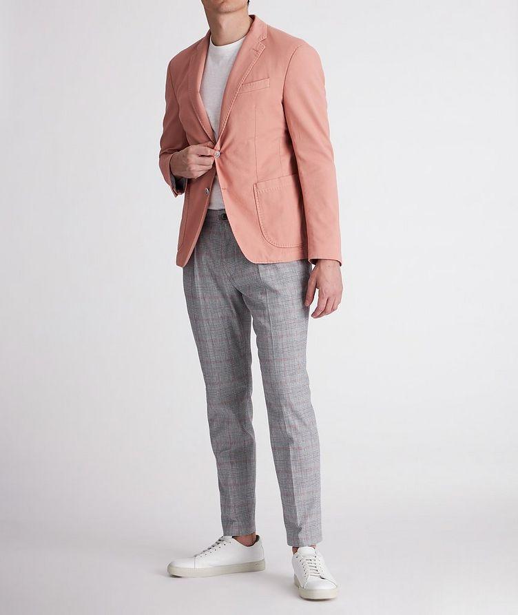 Hajo Slim-Fit Stretch-Cotton-Linen Dress Pants image 4