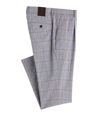 Joop! Pantalon habillé Hajo en mélange de coton et lin de coupe amincie