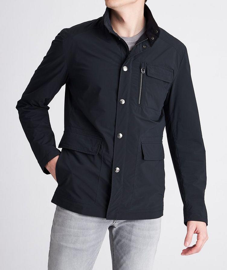 Skyler Zip-Up Rain Jacket image 1