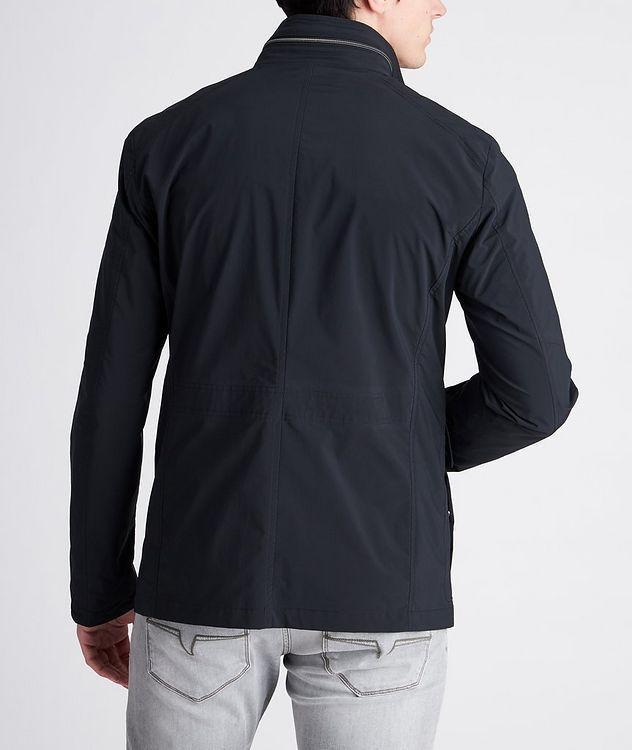 Skyler Zip-Up Rain Jacket picture 3