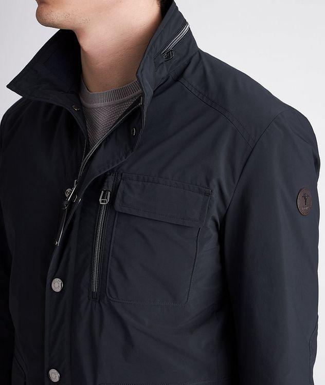 Skyler Zip-Up Rain Jacket picture 4