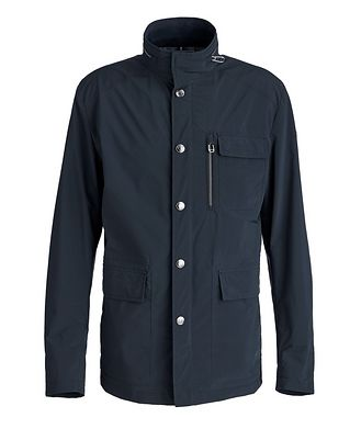 Joop! Skyler Zip-Up Rain Jacket