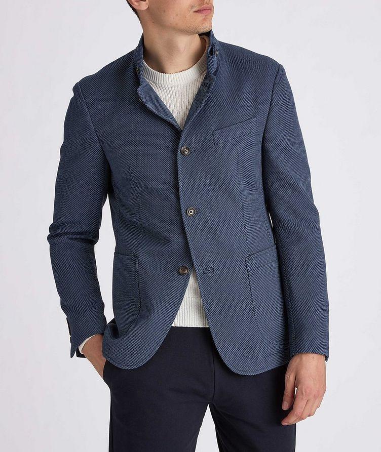 Hankook Slim-Fit Cotton-Wool Sports Jacket image 1