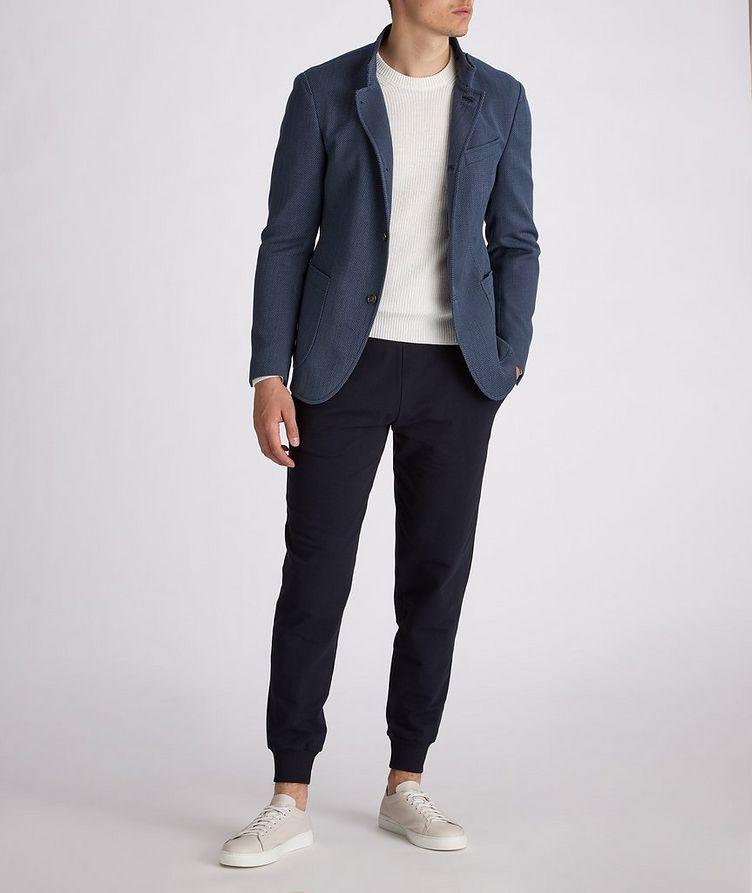 Hankook Slim-Fit Cotton-Wool Sports Jacket image 4