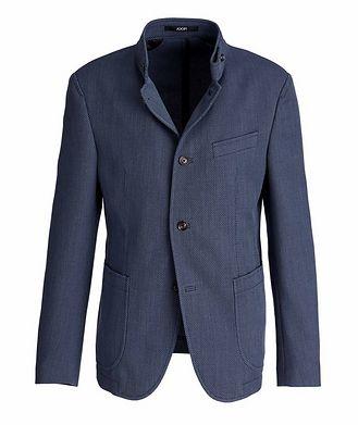 Joop! Hankook Slim-Fit Cotton-Wool Sports Jacket