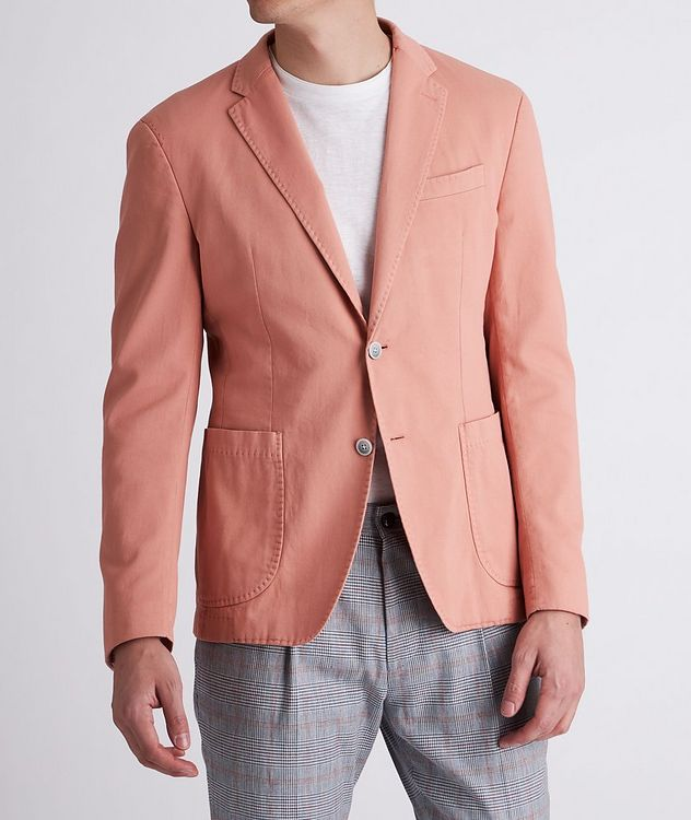 Hoverest Slim-Fit Stretch Sports Jacket picture 2