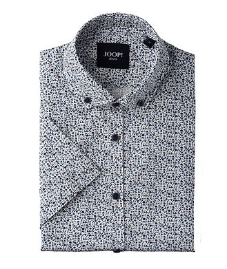 Joop! Heli Short-Sleeve Cotton Shirt
