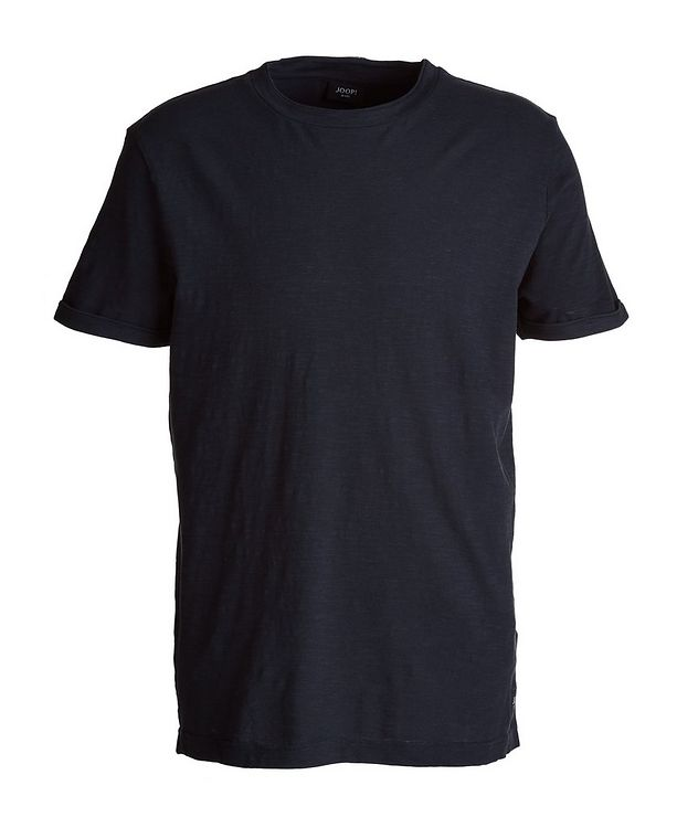 Linaro Cotton-Linen T-Shirt picture 1