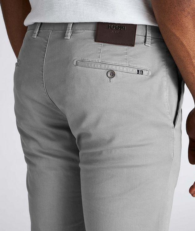 Slim Fit Cotton-Blend Pants  picture 4