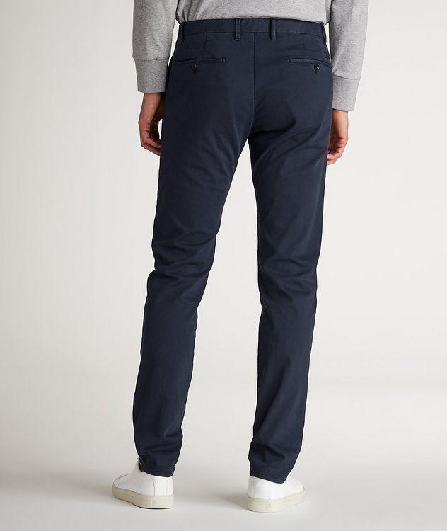 Slim Fit Cotton-Blend Sport Pants picture 3