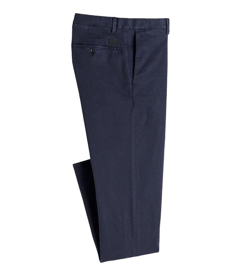 Slim Fit Cotton-Blend Sport Pants image 0