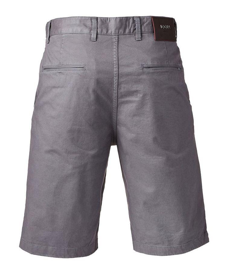Stretchy Cotton Shorts  image 1