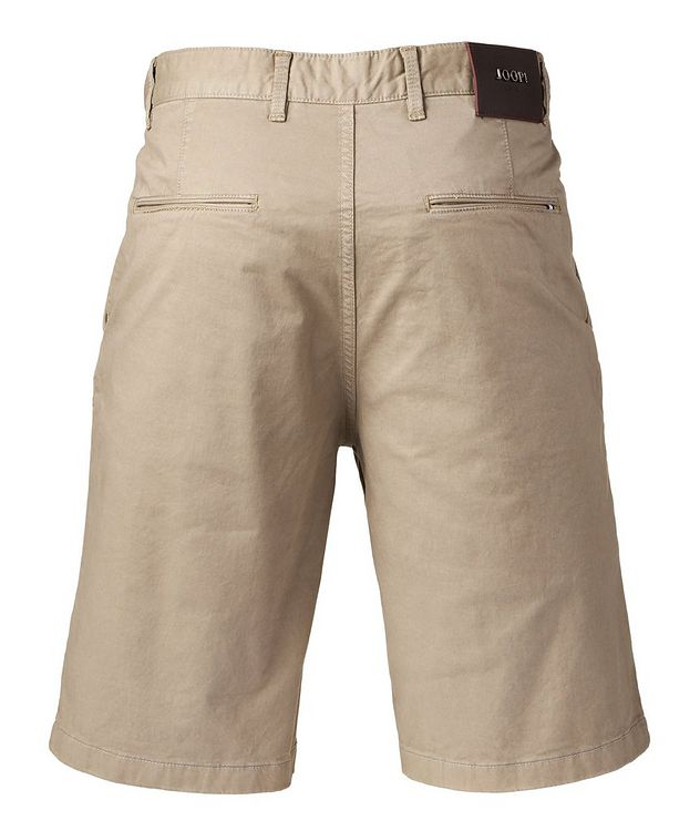 Stretchy Cotton Shorts  picture 2