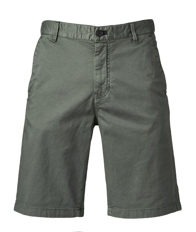 Stretchy Cotton Shorts  picture 1