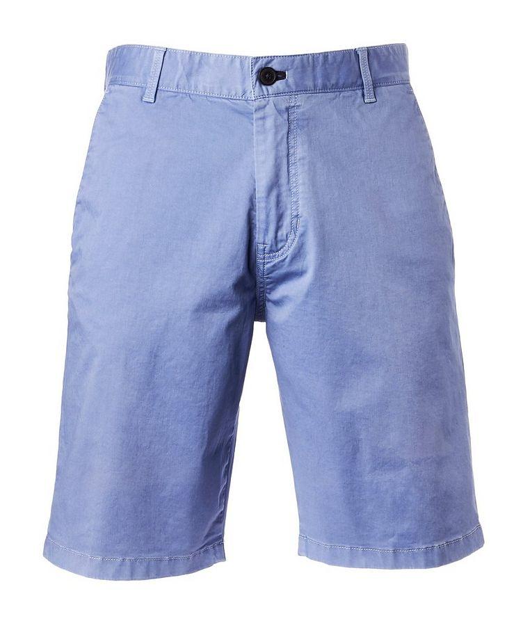 Stretchy Cotton Shorts  image 0