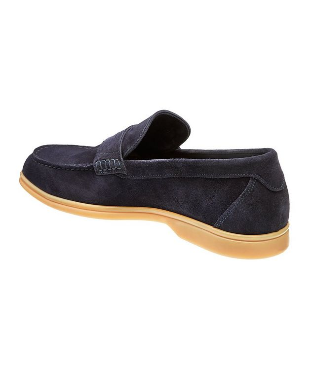 Suede Deerskin Loafers picture 2
