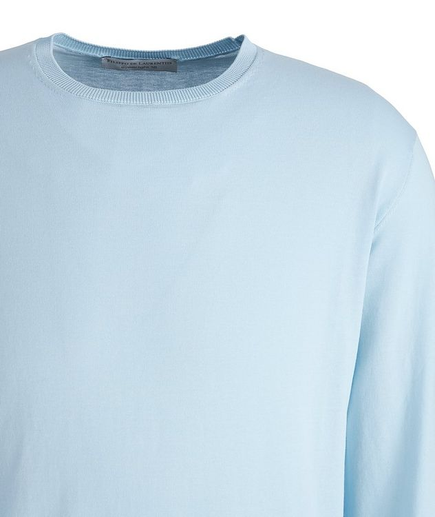 Superlight 18 Cotton Sweater picture 2