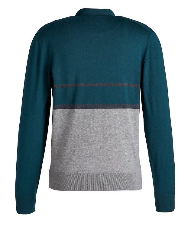 Lasca 2.0 Wool Polo Sweater picture 2