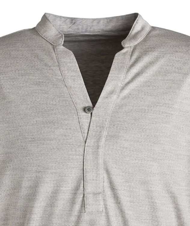 Reversible Jersey Cotton Shirt picture 2