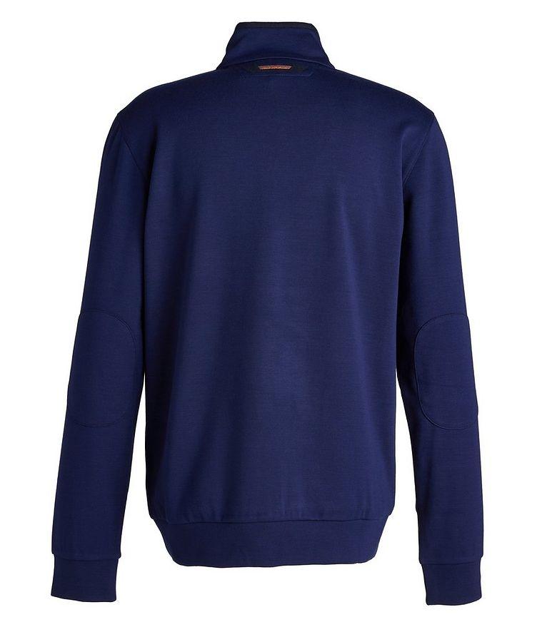 Ellen Wool-Blend Mock Neck Sweatshirt image 1